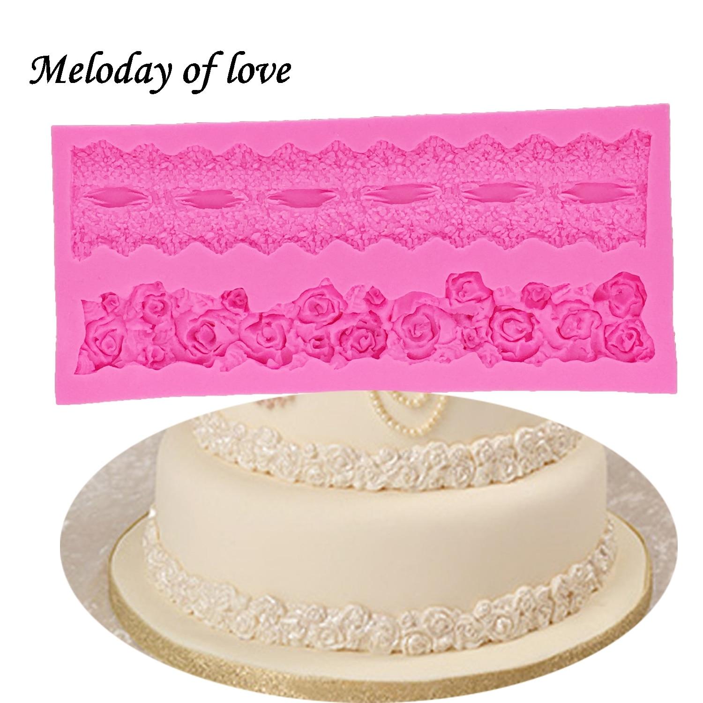 Leaves Fondant Silicone Mold Cake Mold Cake Decoration Tool DIY Cake SL