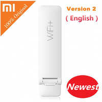 Original Xiaomi WIFI Repeater Amplifier Extender 300Mbps Amplificador Wireless Wi Fi Router Expander Roteador For Mi