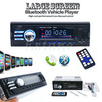 Car SD USB MP3 Radio Player 2023 Audio Stereo In Dash FM Aux Input Receiver