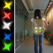 Reflective Tape Waterproof Self-Adhesive Safety Tape Reflector Conspicuity For Bmw Motorcycles Bicycles Backpack Scooter 25pcs стоимость