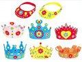ЕВА DIY корона детский день рождения crown