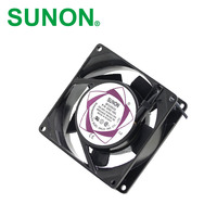 SUNON SF23092A 2092HSL 9225 220V Cooling AC Fan Chassis 92mm 13W 36CFM 37Db