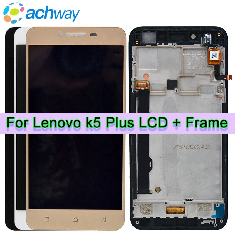 5.0 1920*1080 LCD c A6020A46 LCD Display With Touch Screen Digitizer Assembly Lenovo Vibe K5 Plus LCD Screen 5.0 1920*1080 LCD c A6020A46 LCD Display With Touch Screen Digitizer Assembly Lenovo Vibe K5 Plus LCD Screen