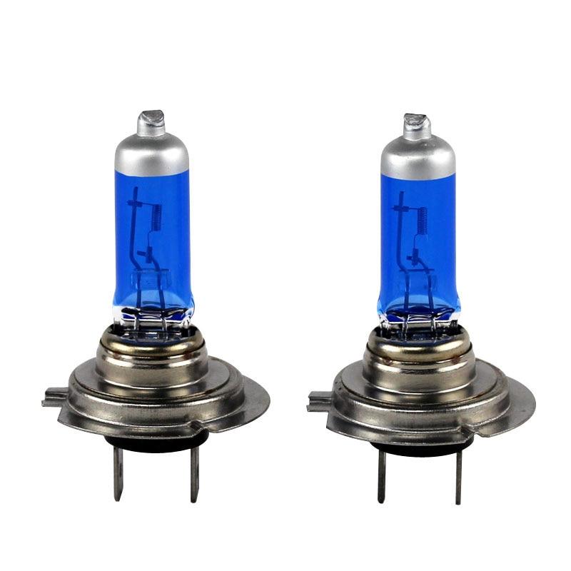 XENCN H7 12V 100W Super Bright White Fog Halogen Car Light UV Bulbs Headlights Auto font