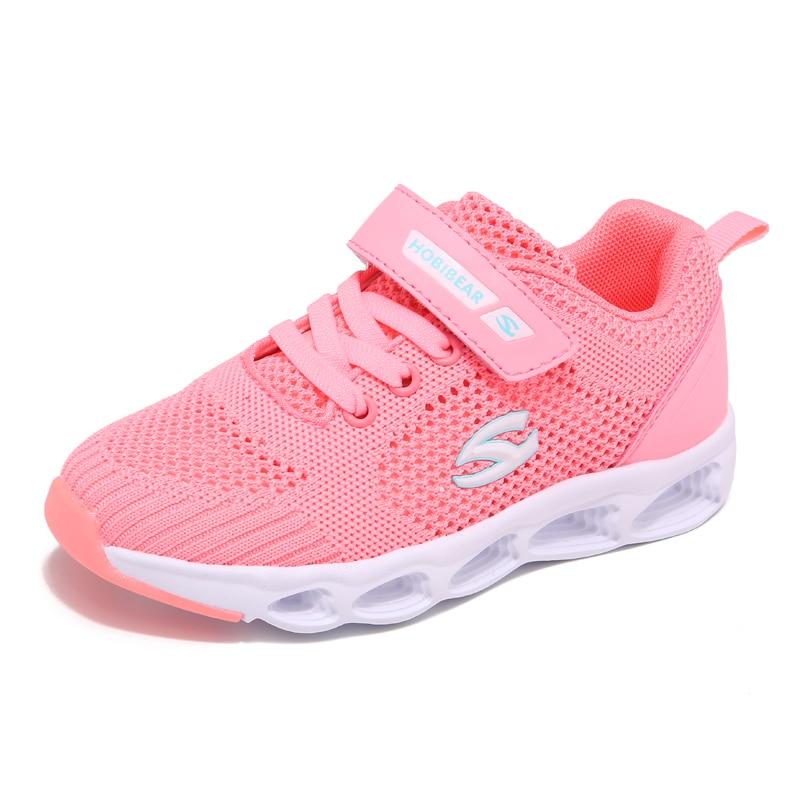 5f8cf99ef9345 chaussures de course d enfants de mode tissu respirant été garçon ...