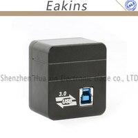 5.0MP CMOS USB3.0 High Speed HD USB Video Microscope Camera C mount Industry Electronic Digital Eyepiece Microscope
