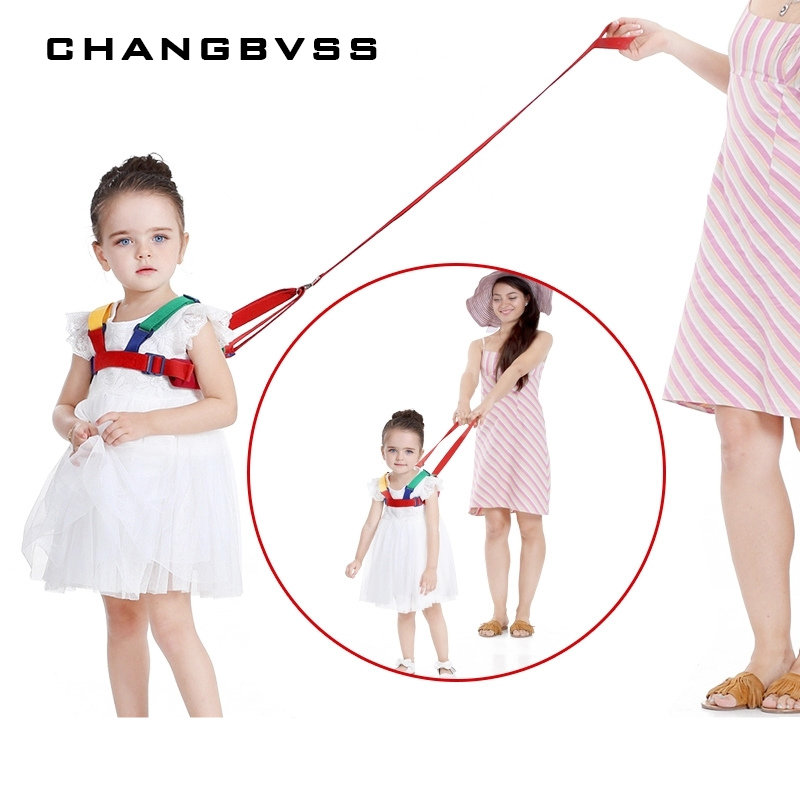 Toddler  Harness Leash Anti-lost wrist ring,Baby Walking Assistant,harnais enfant,Backpack on Leash For 1-10 Year Old ChildrenToddler  Harness Leash Anti-lost wrist ring,Baby Walking Assistant,harnais enfant,Backpack on Leash For 1-10 Year Old Children