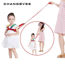 Toddler Harness Leash Anti-lost wrist ring,Baby Walking Assistant,harnais enfant,Backpack on Leash For 1-10 Year Old Children(China)