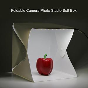 Foldable Camera Photo Studio S