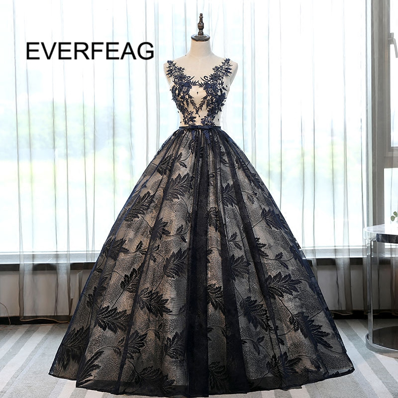 Romantic Ball Gowns Puffy Sweet 16 Dresses Lace Quinceanera Dresses 2020 V Neck Princess Flower Prom Dresses Gown for 15 anos