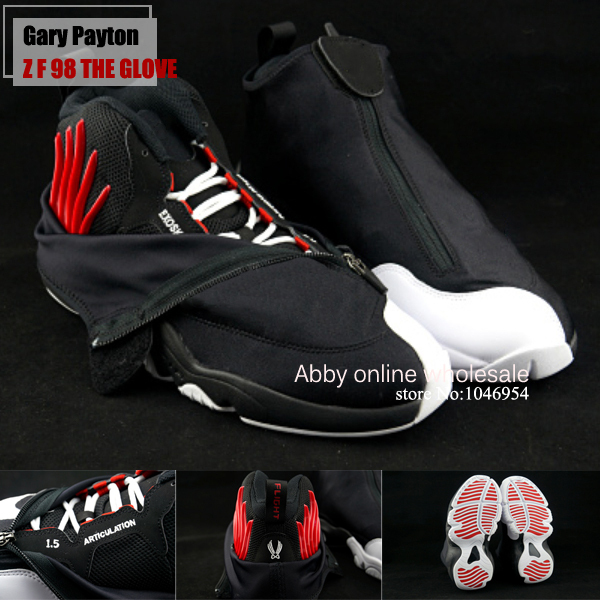 8cb5dbfce88e ... Gary Payton s signature  Free shipping Z F 98  Nike Air ...