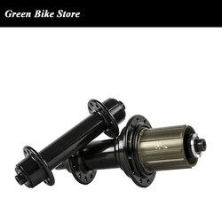 Powerway R13 hub 20/24 otwory rower szosowy piasty z quick release koła piasty 18/21 otwory części rowerowe