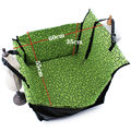 Pet Dog Cat Carrier Car Seat Cover Fold Waterproof Safety Travel Hammock Single Seat