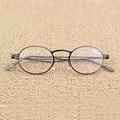 Полный металлический каркас стеклянные линзы женщина мужчина Очки Для Чтения Женщины Мужчины Очки 1.0 1.5 2 2.5 3 3.5 4