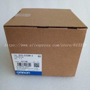Image 2 - CP1E E20SDR A 新オリジナルオムロン PLC CPU AC100 240V 入力 12 点リレー出力 8 点なし rs232