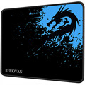 Reejoyan Rakoon Gaming Mouse Pad Locking Edge Anti-slip Mouse Mat Speed Control Version Mousepad for Gamer or Daily Use