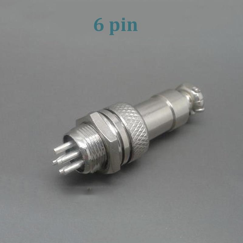 6 pin