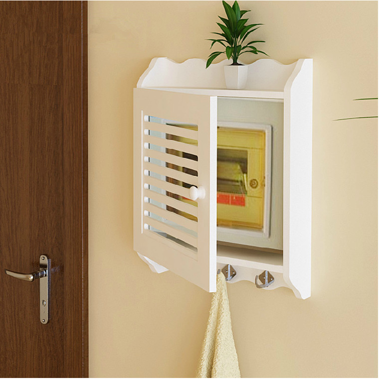 Fu Laier blinds covering power meter box decorative block wall box ...