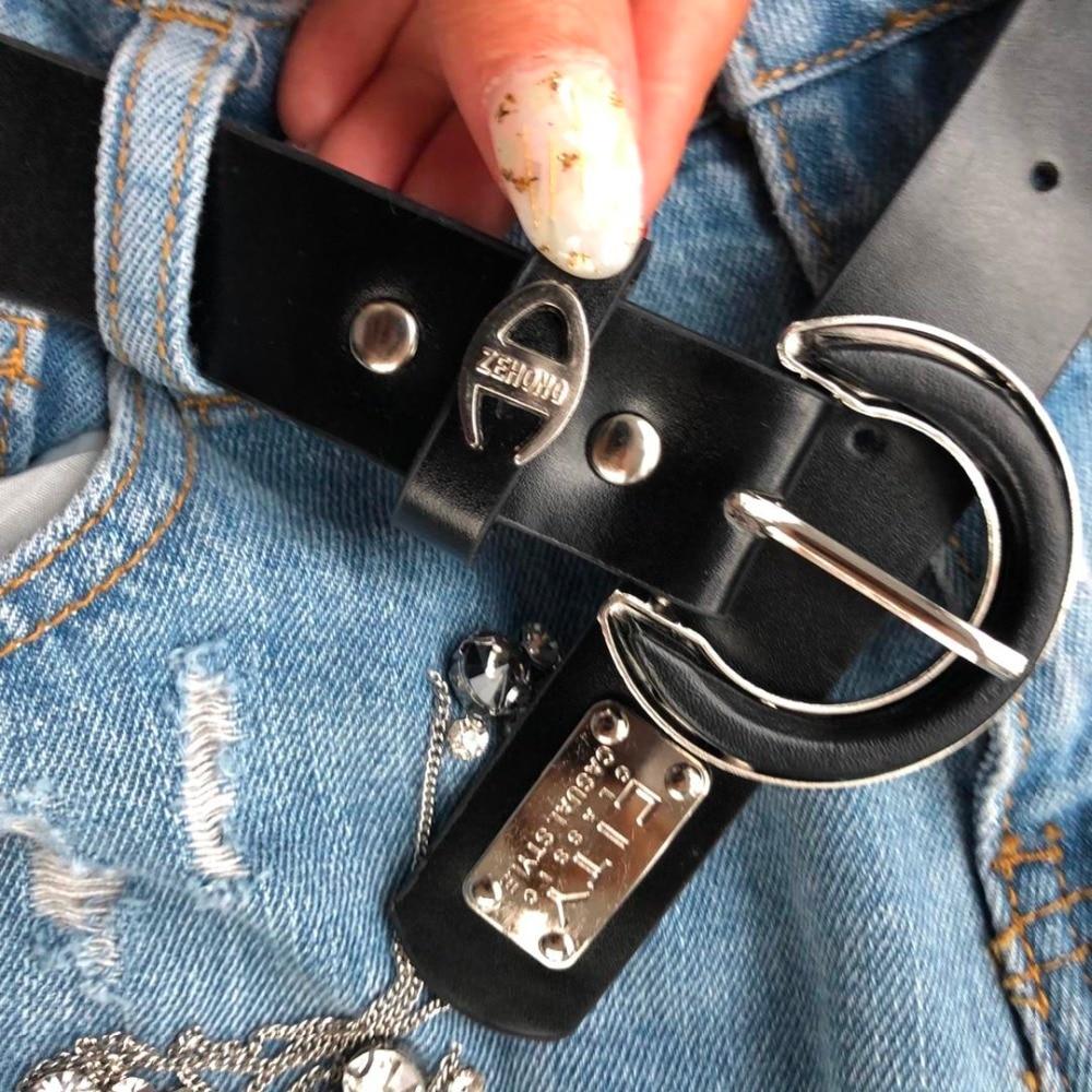 Bleu Gland Perlée Pour Été Fleur 0309 Printemps Sauvages Jeans Femelle L'industrie Nouveau Chaîne Ceinture Lourde Style Femmes 2019 Pantalon qxOABUw17