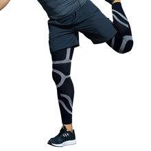 Kuangmi 1 PC Basketball Legwarmers Cycling Leg Warmer Compression Calf Leg Sleeve Sport Safety Running Legging Soccer Knee Pad гетры leg warmer deha href page 1