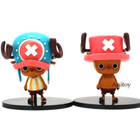 Anime One Piece Animals Tony Tony Chopper PVC Action Figure Collectible Model Toy 2 Styles 11cm
