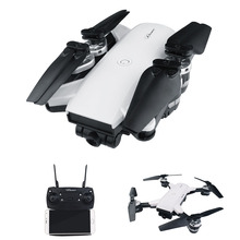 New Foldable Drone With HD WIFI FPV Wide Angle Camera RC Selfie Drone 6-Axis RC Helicopter Real-Time Quadcopter vs XS809