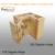 Probrico 165 Grados 4 Par Hidráulico de Cierre Suave Muebles De Cocina Del Armario Del Gabinete Bisagra Entrega EE. UU. Doméstica