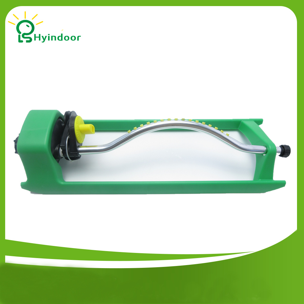 Oscillating Sprinkler Copper Head Sprayer Plant Watering for Garden/ Lawn/ Forestry Irrigation Tools