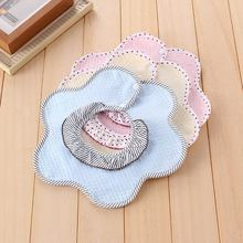 2016 NEW FASION Baby Bibs Toddler Waterproof Kid Cotton Lace Bibs FREE SHIPPING