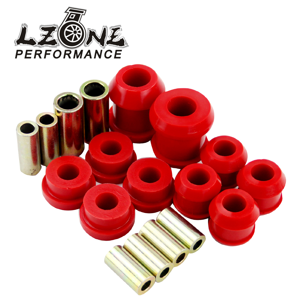 LZONE FRONT UPPER AND LOWER CONTROL ARM BUSHINGS For Honda