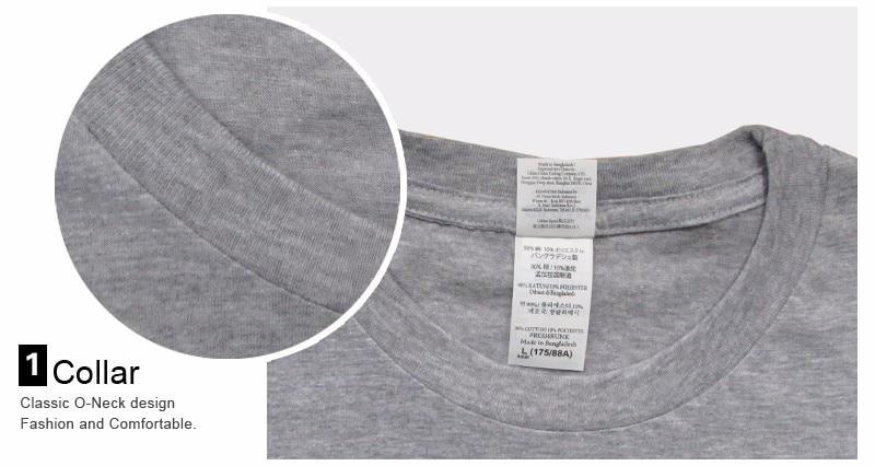 100% cotton Marshall T Shirt men short sleeves tee hip hop street wear for fans hipster 65
