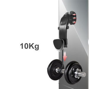 Image 5 - Magnetic Phone Holder for Car Dashboard Windshield Adjustablet Vehicle Phone Stand For iPhone8 XS XR Galaxy S10 Car Phone Mount