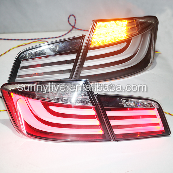2010-2013 Year For BMW F10 F18 520 525 530 535i LED Tail Light Rear Lamps right side replacement car back rear reflector warn light for bmw 5 series 520 528 530 535 550 f10 f18 2010 2013 3102 r