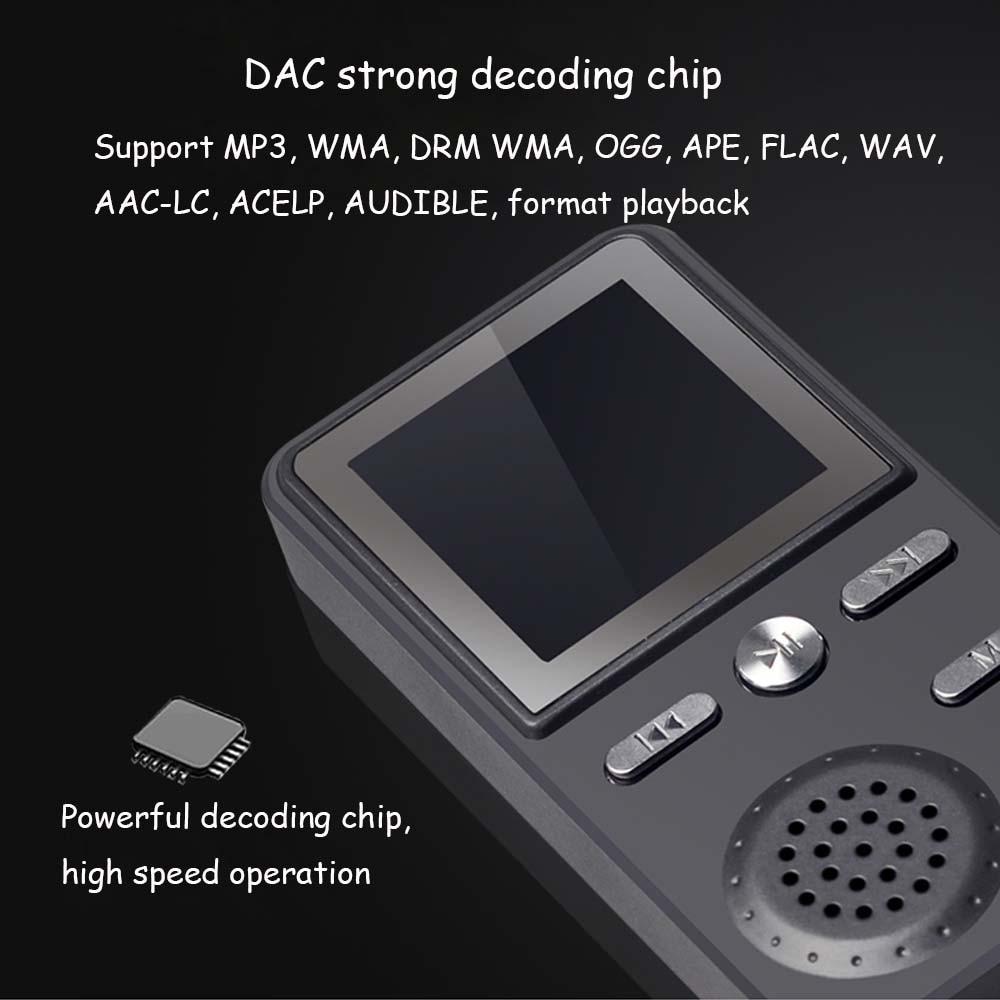 E3493-Metal MP3 Player-5