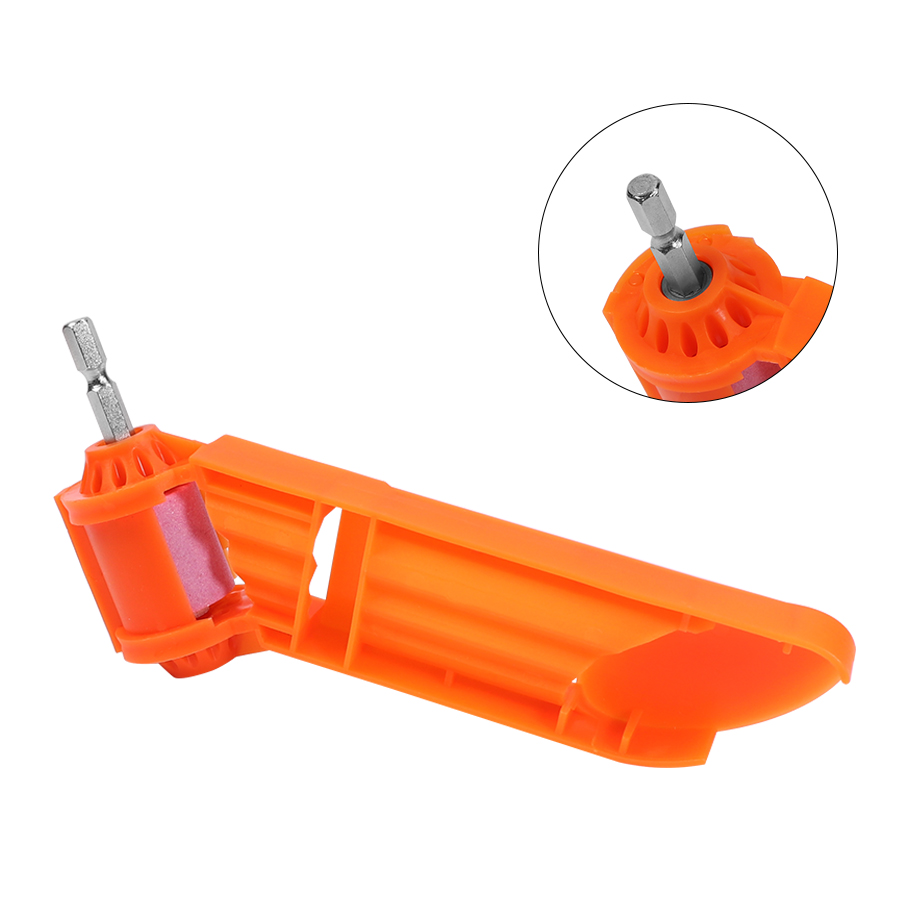 Corundum Grinding Wheel Drill Bit Sharpener Titanium Drill Portable Drill Bit Powered Tool Parts 1 Set
