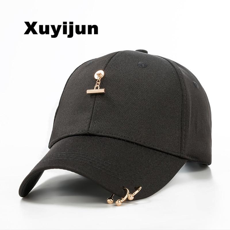 Prix pour Xuyijun D'été Doux et ventilativen mâle casquette de baseball hip hop 5 panneaux snapback chapeau pour les femmes casquette gorras os papa cap