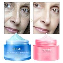 Face Whitening Cream Moisturizer Hyaluronic Acid Serum Remove Freckles Cream Acne Dark Spot Wrinkle Repair Snail Cream Lifting цена