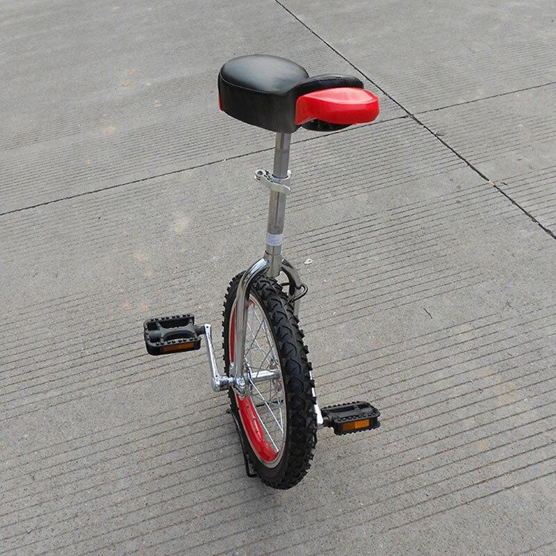 16 pouces unique roue vélo aluminium anneaux brouette roue à épaulement unique roue vélo un vélo à roues