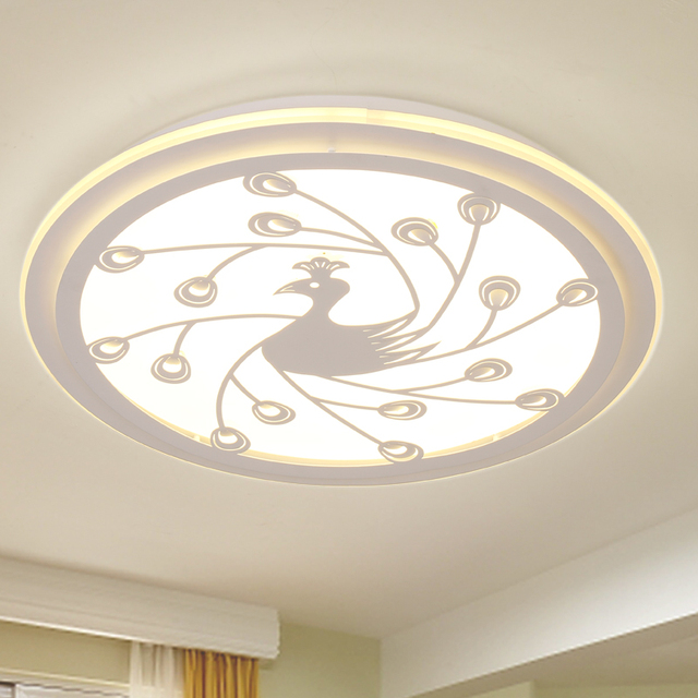 2017 New Design LED Ceiling Light Fixture Round Ceiling Lamp for ...