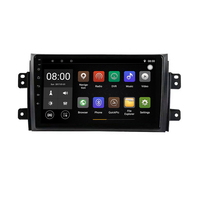 Android 8.1 Car DVD Player For SUZUKI SX4 Fiat Sedici 2006 2007 2008 2009 2010 2011 2012 2013 GPS Navigation Radio 3G 4G WiFi
