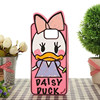 For Samsung Galaxy S3 S4 S5 S6 S7 Edge Note 2 3 4 5 Cartoon Graffiti