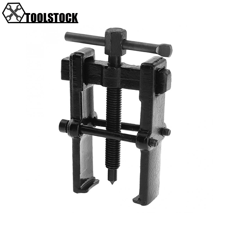 3 Inch Black Two Claw Puller Separate Lifting Device Pull Bearing Auto Mechanic Hand Tools For Bearing Maintenance  Claw Puller