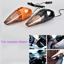 For Car Portable Mini Vacuum Cleaner High Power 100w12V Vacuum Cleaner Portable Vacuum Cleaner Auto Car Interior Cleaning Tools