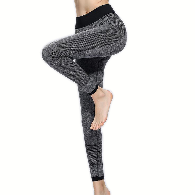 Fast sweat absorption Yoga Pants Women Leggings Sport Pants Running Trousers Tights Gym Training Legging Sport Femme Fitness