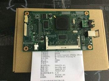 GiMerLotPy Oringinal Formatter Board logic Main Board MainBoard for laserjet CP5225 5225N 5225DN CE490-60001 CE490-67901 mainboard for canon lbp 5300 lbp5300 rm1 4421 formatter board main board on sale