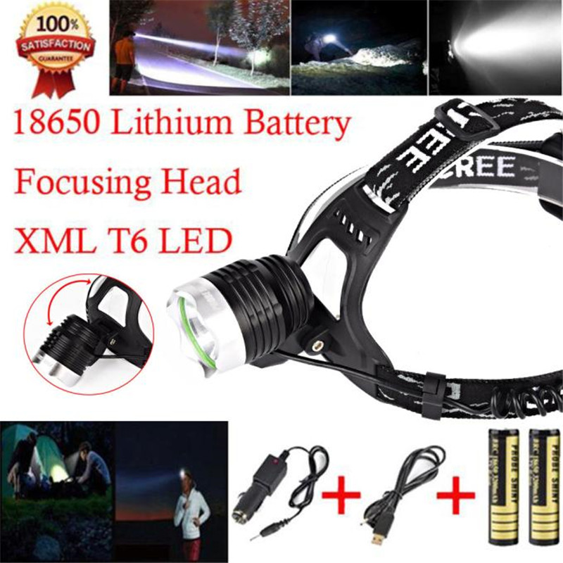 Cycling Bicycle Front Head Light 5000 Lm XM-L Q5 LED Headlamp Headlight Flashlight Head Lamp 18650 Outdoor Bike Accessories M15 wheel up bike head light cycling bicycle led light waterproof bell head wheel multifunction mtb lights lamp headlight m3014