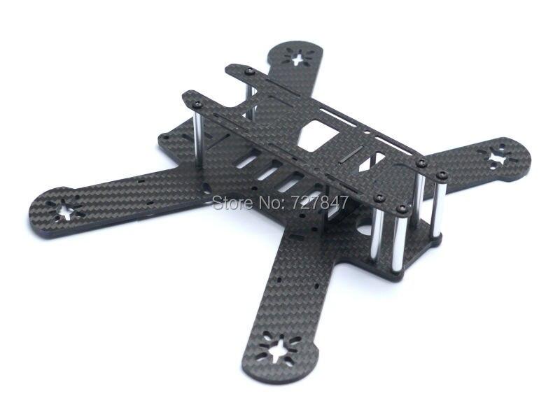 Mini 218 218mm Carbon Fiber Quadcopter Frame Kit for QAV210 QAV-X 214 Martian II carbon fiber zmr250 c250 quadcopter 2204 2300kv motor mini blheli 20a esc f3 flight controller 5045 prop for qav250