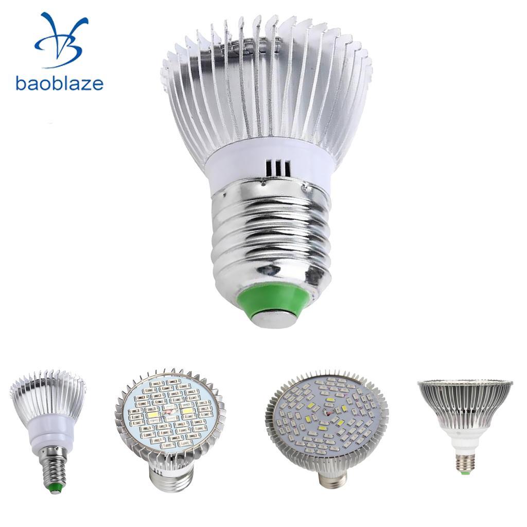 Gardening LED Grow Light Full Spectrum for Indoor Plants Veg and Flower 8W