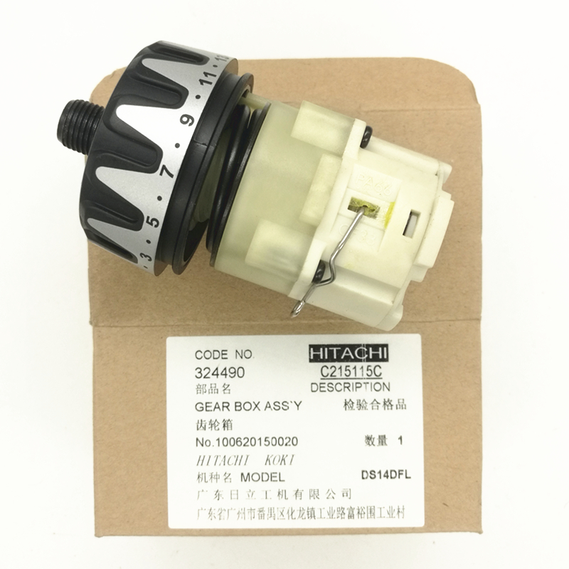 цена Reducer GEAR BOX ASS'Y 324490 For HITACHI DS18DFL DS18DVF3 DS18DFLPC DS14DVF3 DS14DFLPC DS14DFL Drill Machine в интернет-магазинах