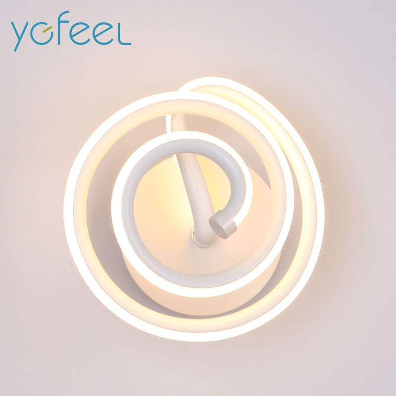 [YGFEEL] 21W LED Wall Light Creative Bedroom Wall Lamp Indoor Living Room Foyer Decoration Corridor Stair Lighting AC90-260V [ygfeel] 21w led wall light creative bedroom wall lamp indoor living room foyer decoration corridor stair lighting ac90 260v